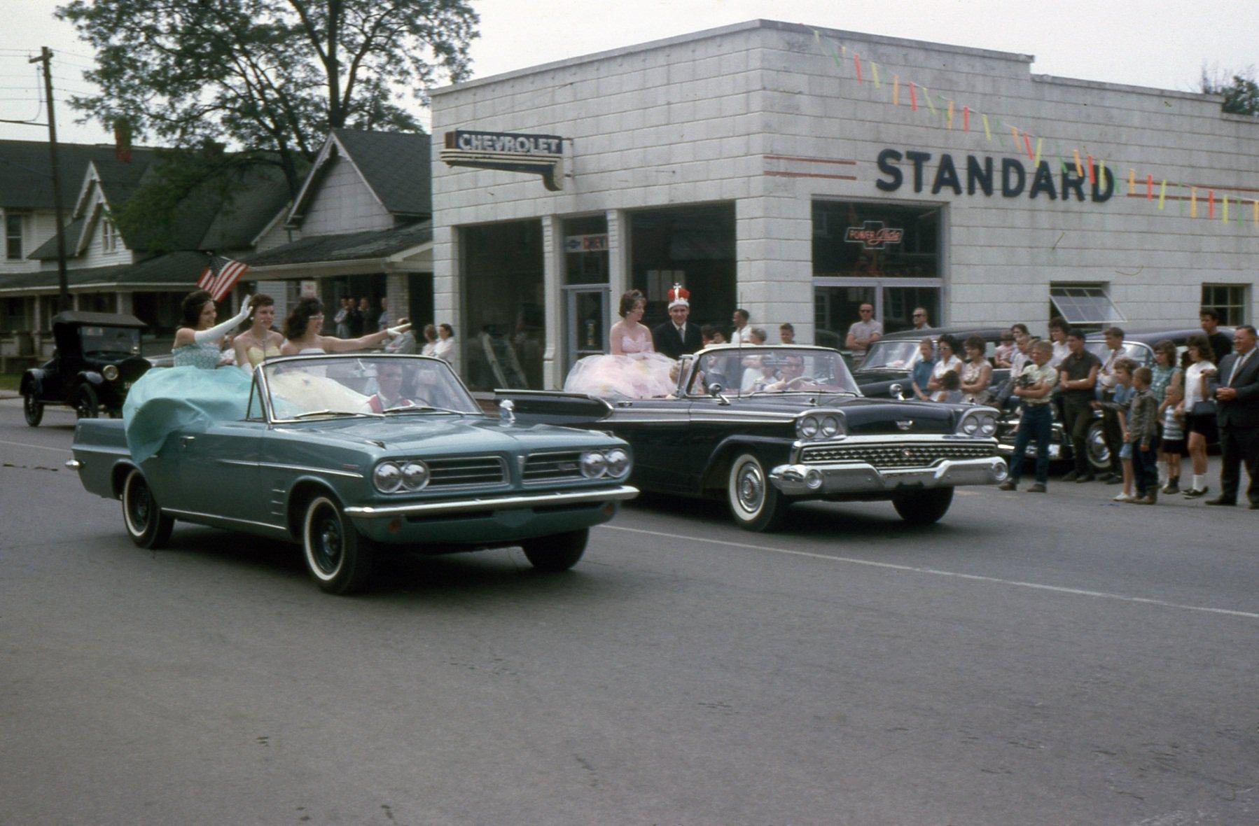 Old Parade Photo